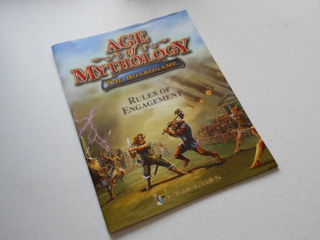 Age of Mythology rules