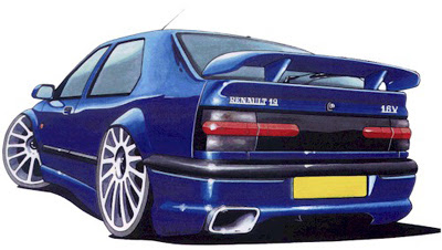 Renault 19 16v