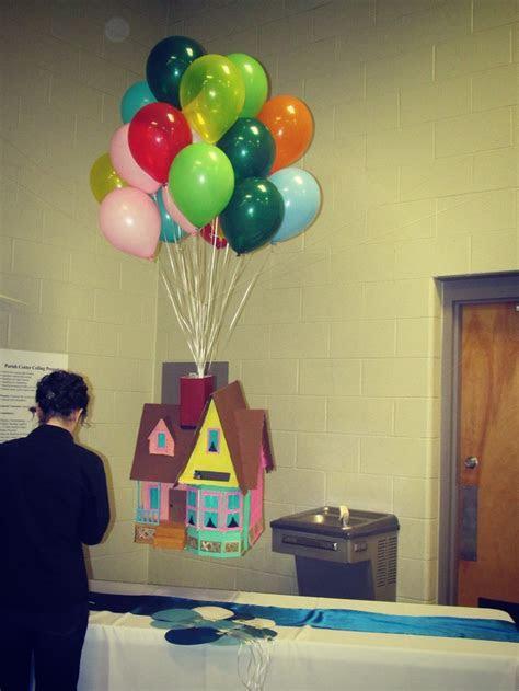 8 best images about Up movie baby shower ideas on