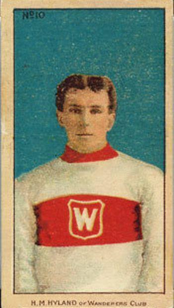Harry Hyland Wanderers photo Harry Hyland Wanderers 1910.jpg