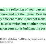 RT @COOAlliance: Advice from @gadishamia, COO of @talkdesk! https://t.co/tGDhpj0o9r #COO #blog