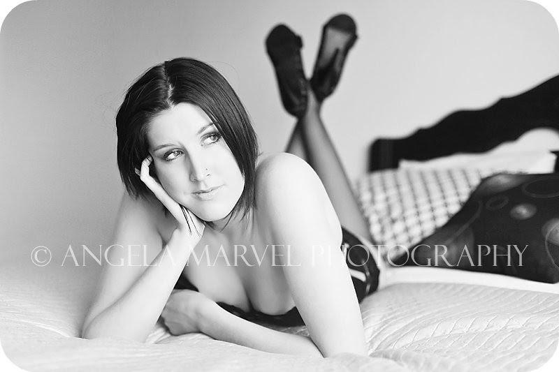 Angela Marvel Photography   Boudoir