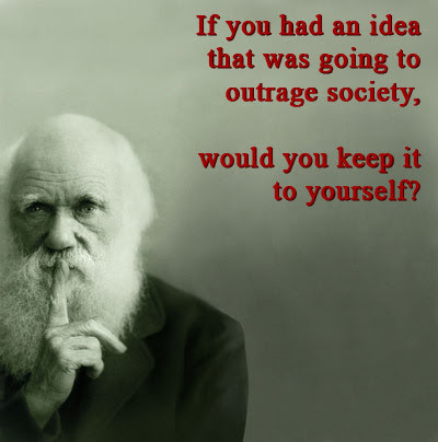 sagansense:  thedragoninmygarage:  Happy Darwin Day!
