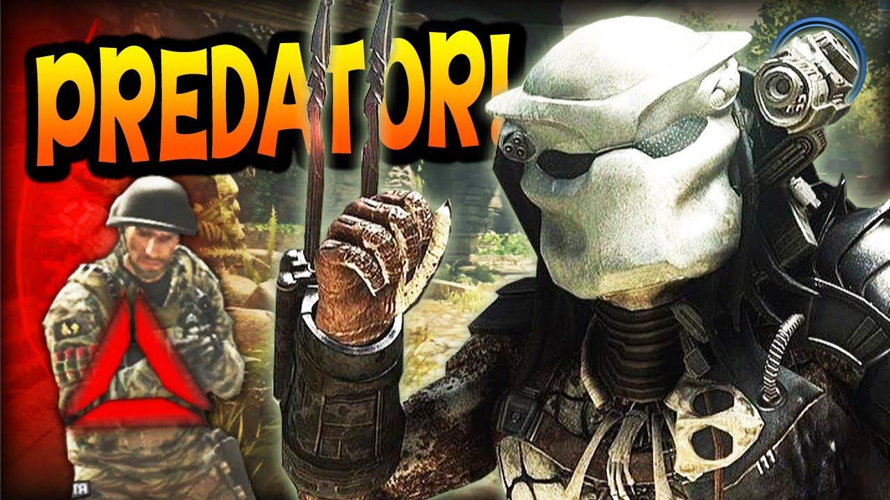 Predator Gameplay Call Of Duty Ghost New Ruins