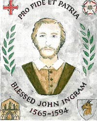 Bl. John Ingram