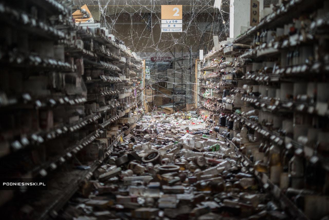 Image result for fukushima supermarket