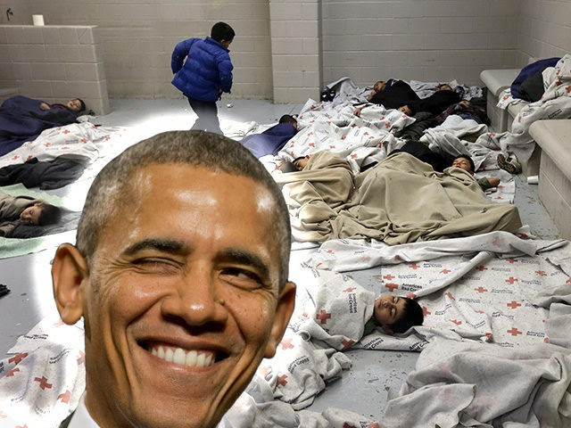 Image result for New York Times details conditions of Obama-era family detention center: 'No place for human beings'