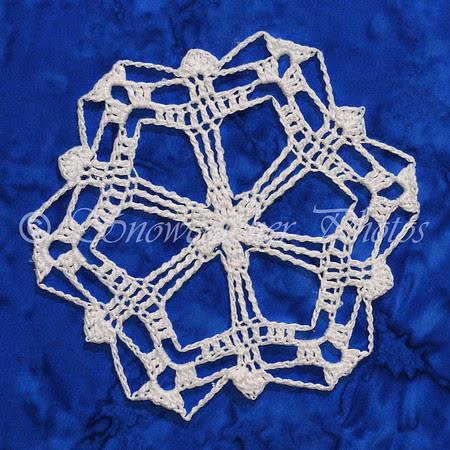Mount Eolus Snowflake