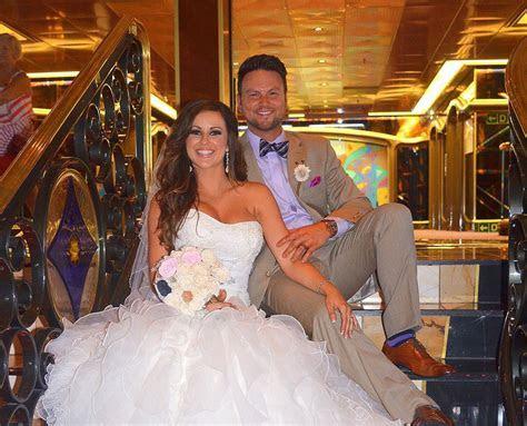 Cruise ship wedding ? Tilden Photography
