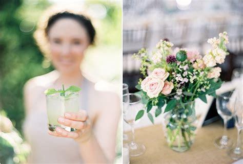 East Coast Spring Garden Wedding   Once Wed