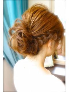 【保存版】毎日したい簡単かわいいミディアムヘアアレンジ集  - ミディアムヘア アップスタイル