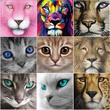 Yuumlz Boyama Kediler Ucuza Satın Alın Yuumlz Boyama Kediler