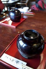 葛きり, 亀の井別荘 湯の岳庵, 湯布院