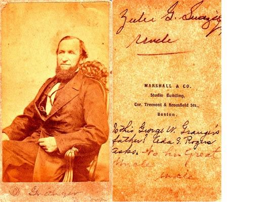 Granger, from Boston portrait, Uncle
