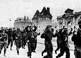 Prisonniers à Dieppe, 19.8.1942