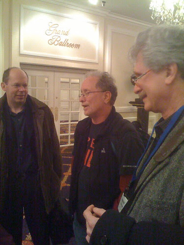 Alex Kotlowitz, Bill Ayers, and Reg Gibbons