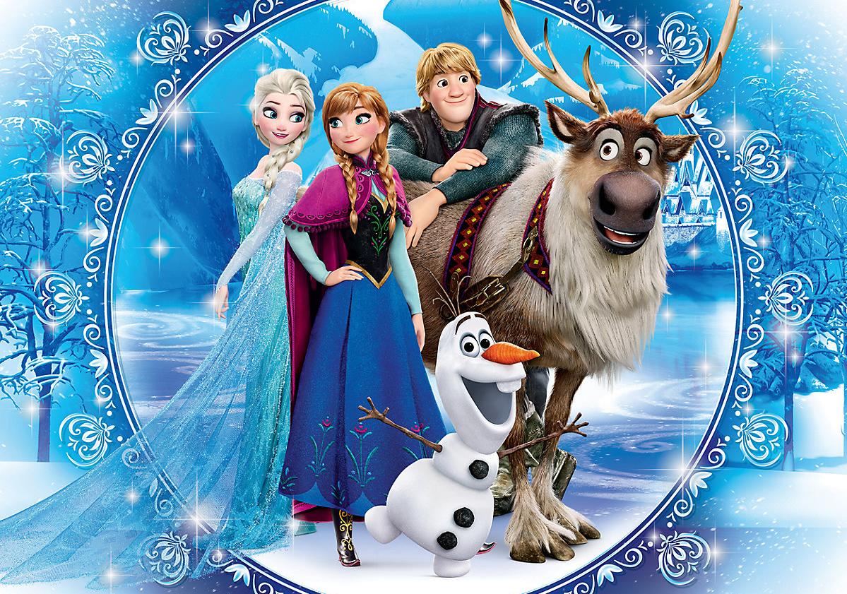 Frozen Elsa and Anna Photo 40139741 Fanpop