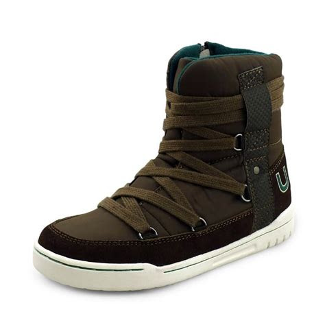 uovo brand  fashion style children boys  girls shoes high cut winter shoes shoe lace kids