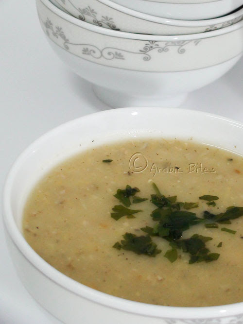 Chicken & Oats Soup