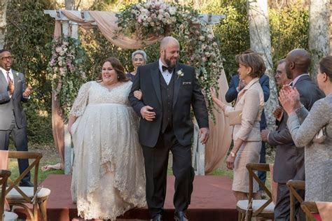 Kate's Wedding Dress on This Is Us   POPSUGAR Fashion