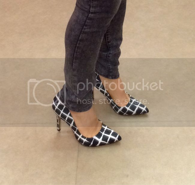 Adam Lippes for Target Plaid Pumps