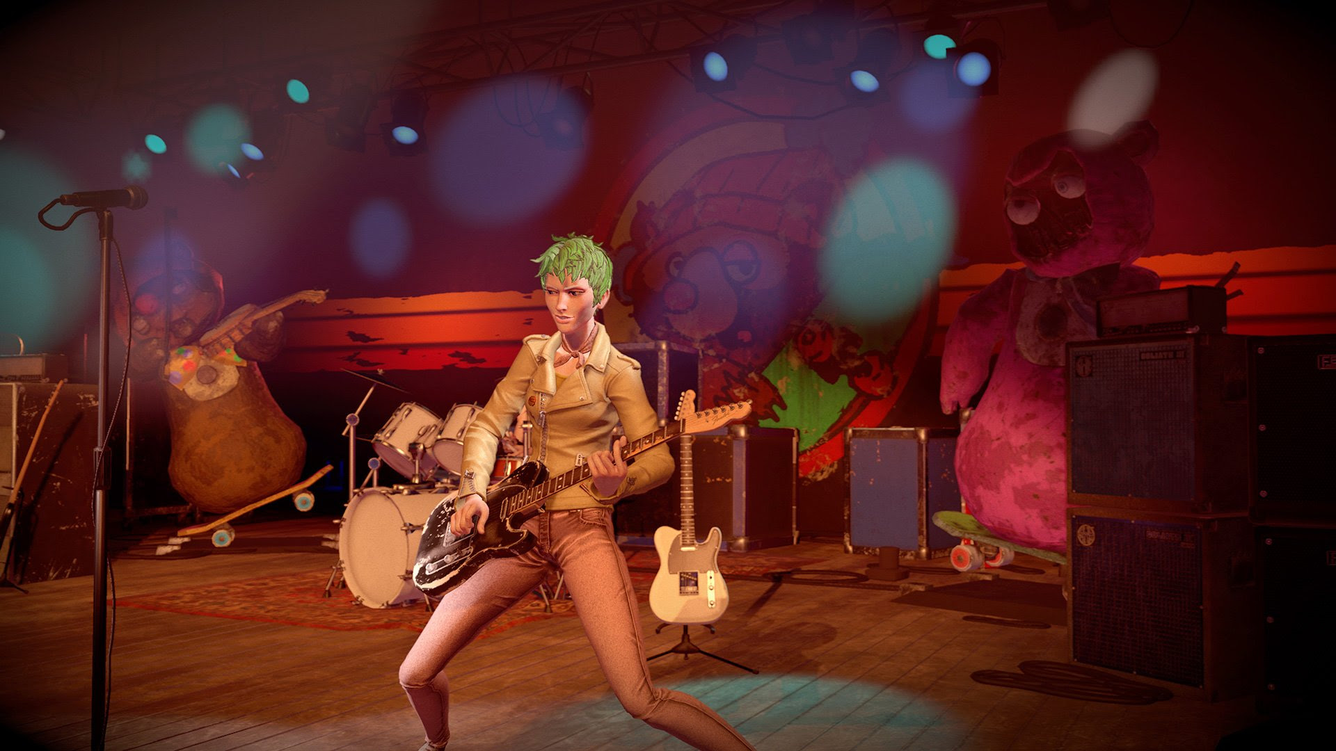 'In-A-Gadda-Da-Vida' coming to Rock Band, costs an extra dollar because it's so dang long screenshot