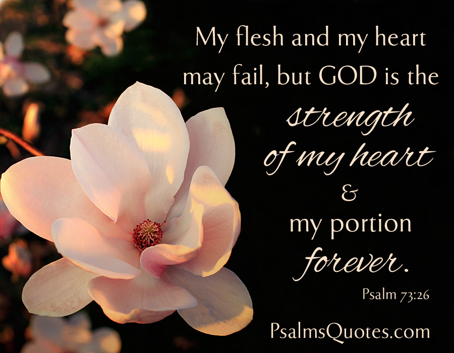 Image result for psalm 73:26