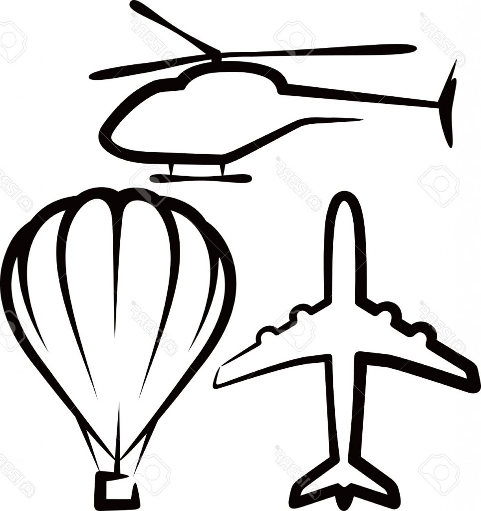 Aircraft Easy Drawings Drawing Art Ideas