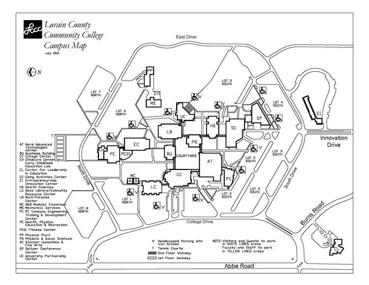 Lccc Map Rtlbreakfastclub