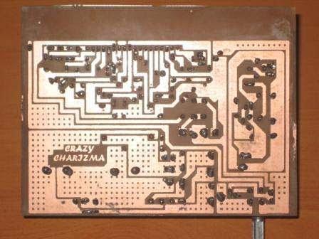 2x50W-khuếch đại-PCB-thấp