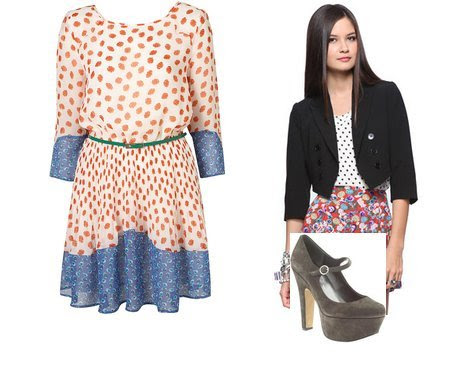 Forever 21, Jessica Simpson, Topshop