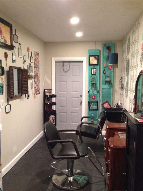 garage salon home salon home hair salons home salon