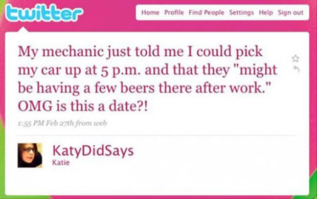 Funny Twitter Quotes 25 Pics