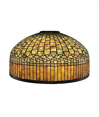 Curtain Border Floor Lamp - Ophir Gallery