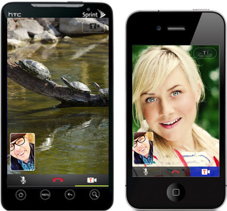 video call gratis pada android