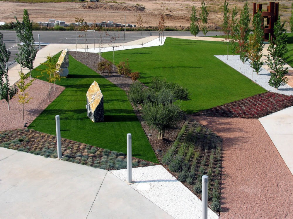 Arquitectura paisajista jardines del museo w rth la rioja for Arquitectura de jardines