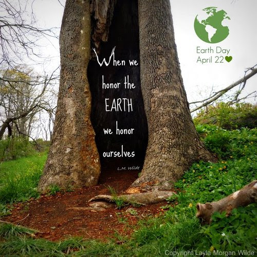 Happy Earth Day Therapeutic Landscapes Network