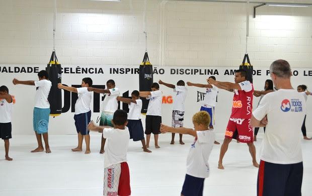 Vitor Belfort MMA (Foto: Ivan Raupp)