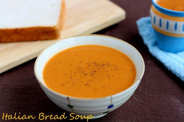 Italian bread soup 3