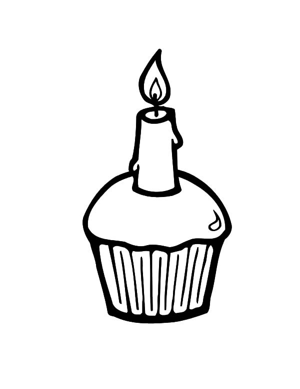 How To Draw A Birthday Cake Step By Step Drawing Guide