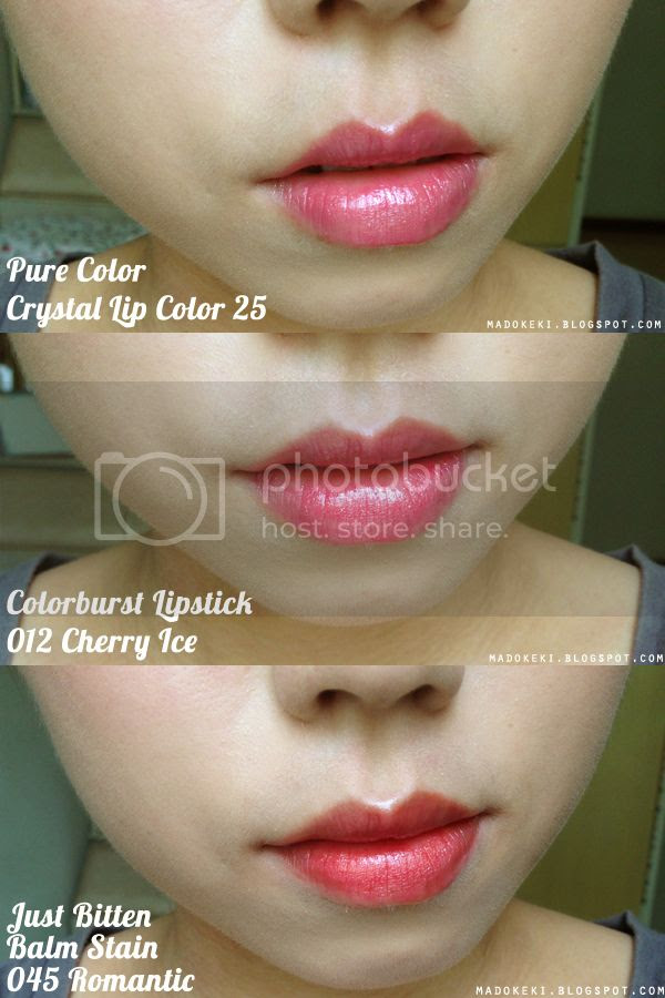 Estee Lauder Pure Color Crytal Lip Jewels 25 Berry Fizz