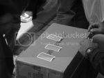 Three Card Monte being played on the street