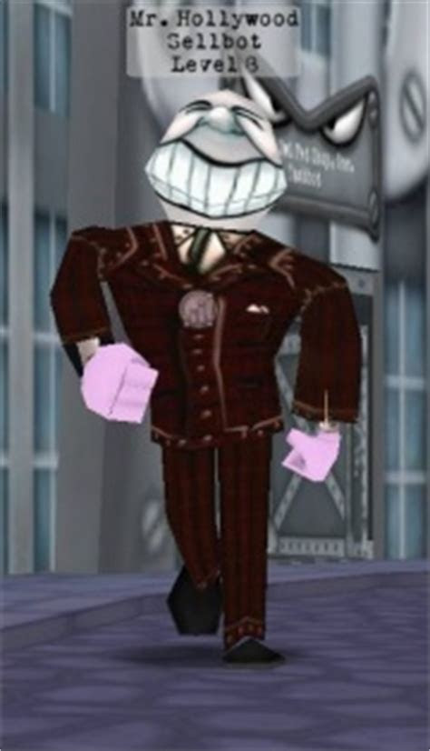 Mr. Hollywood   Toontown Wiki