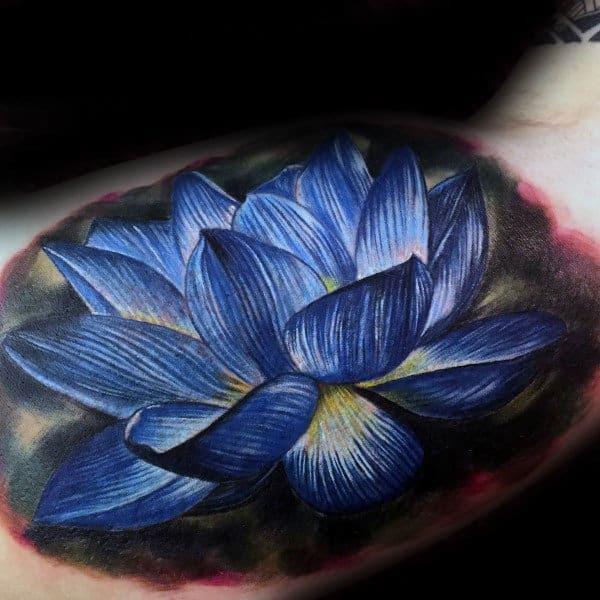Design Flower Tattoo Drawing Ideas