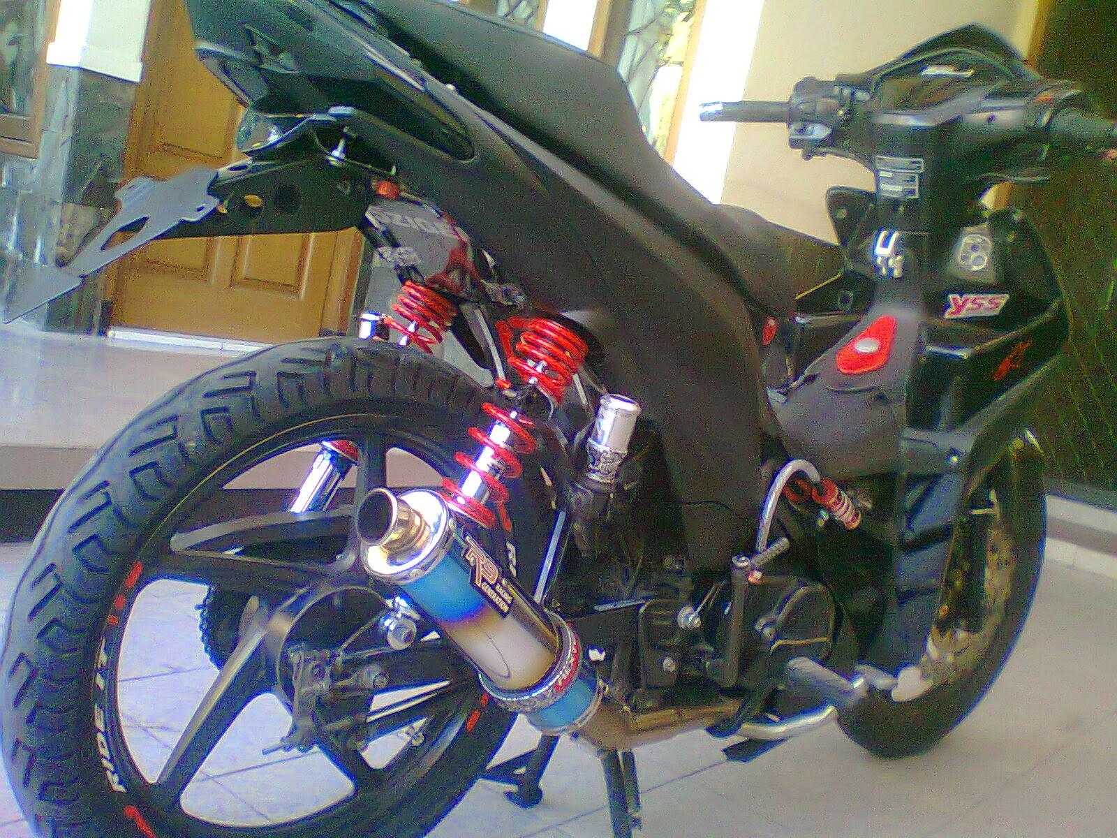Download Ide 66 Modifikasi Motor Honda Revo Fi Terlengkap Pojok