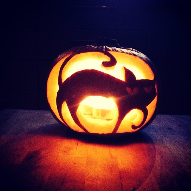 #loveis having a pumpkin carved for you to order.