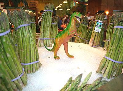 TrexAsparagus