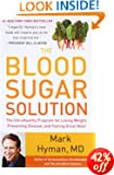 The Blood Sugar Solution by Mark Hyman book cover image