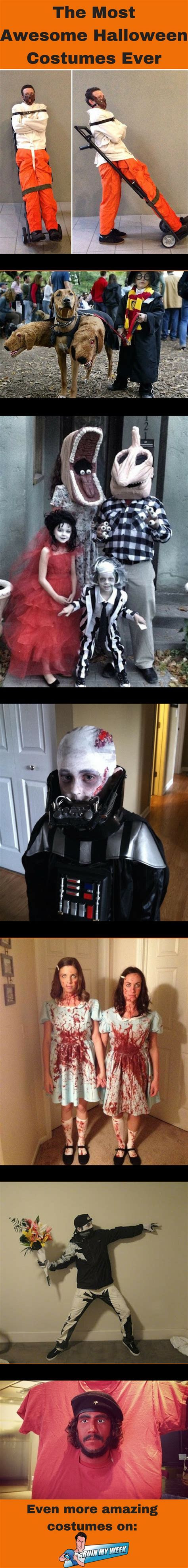 The Most Awesome Halloween Costumes Ever All In One