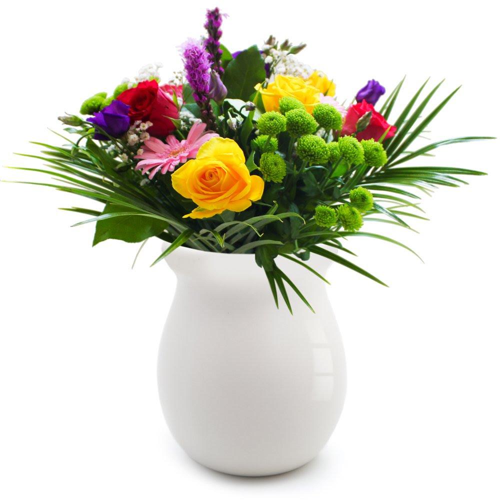 In The Garden Vase Flowerzone
